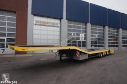 semirimorchio Draco DSN 339 3-assige truck transporter 2 x uitschuifbaar