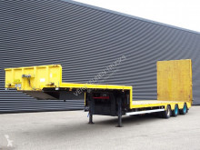MOL / SEMI TRAILER + HYDRAULIC RAMPS