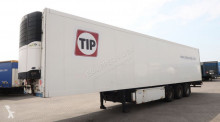 semirimorchio Krone Reefer, Vector 1850 (D: 7.053hrs), BPW, good condition, height: 2.65m