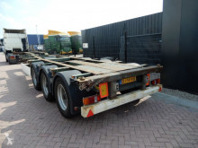 semirimorchio Krone SDC 27 / Extendable / BPW axles
