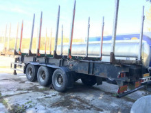 naczepa nc BEFA Holz Auflieger mit 6 Rungen Lift Achse ABS