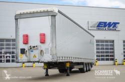 полуремарке Schmitz Cargobull Schiebeplane Mega
