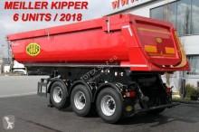 semirimorchio Meiller TIPPER F.X. MEILLER KIPPER MHPS 12/27 24 m3