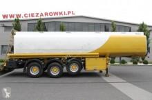 semiremorca Dromech CISTERN FUEL TANK SEMI-TRAILER DROMECH CNK 32 DB DISTRIBUTION SYSTEM 32 m3