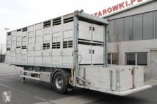 semi remorque bétaillère porcins LAG