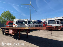 semiremorca Metalovouga flat trailer steel suspension