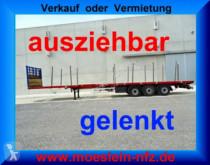 trailer onbekend SP31-T36 3 Achs Tele- Sattelauflieger, 4,20 m au