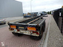 naczepa Flandria 20 FT Chassis / Double montage / Steel suspension