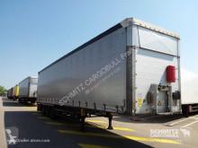 полуремарке Schmitz Cargobull Rideaux Coulissant Mega