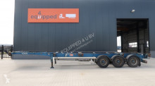 LAG container semi-trailer