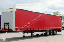 semi remorque Wielton CURTAINSIDER/STANDARD/LIFT ROOF AND AXLE/6160 KG