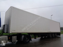 Schmitz Cargobull Oplegger box/closed/ferme 4x semi-trailer