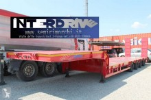 Cometto carrellone allungabile 4 assi usato semi-trailer