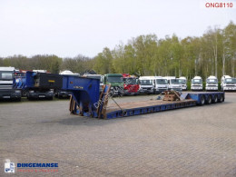 semirimorchio King Lowbed trailer 104 t / 9.6 m / 4 steering axles
