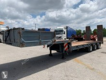 Leciñena heavy equipment transport semi-trailer