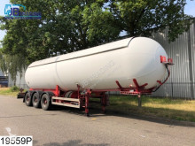 semirremolque Robine Gas 47512 Liter gas tank , Propane LPG / GPL 25 Bar, With hydraulic driven pump, 47,5 M3