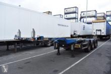 naczepa do transportu kontenerów nc