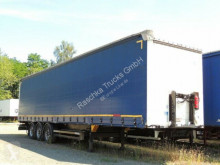 Kögel Pritsche/Plane SN24 *Coilmulde 8.10 m XL certifi semi-trailer