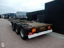 semiremorca Krone SDC 27 / Extendable on the back / BPW Drum / NL trailer