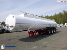 Indox Fuel tank alu 40.5 m3 / 6 comp / ADR 05/2019 semi-trailer