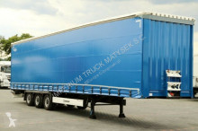 Krone CURTAINSIDER/ MEGA / LIFTED ROOF / XL / semi-trailer