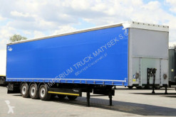 semi remorque Berger CURTAINSIDER /STANDARD/ 4700 KG !!!!/ LIFT AXLE