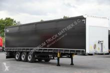 semi remorque Schmitz Cargobull CURTAINSIDER / STANDARD /LIFT AXLE/ TIRES 80 %