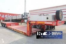 trailer Bertoja carrellone allungabile culla vasca usata