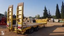 Fournier heavy equipment transport semi-trailer