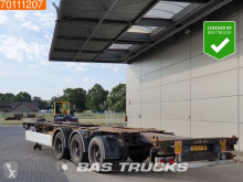 Krone 2x20-1x30-1x40-1x45 ft. Multifunctional Chassis semi-trailer