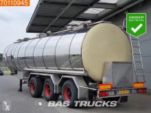 Burg 40.800 Ltr / 1 / Lift+Lenkachse Heizung BPO 13-30 Z semi-trailer
