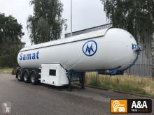 Robine LPG GPL propane butane gas gaz 49.000 L semi-trailer