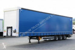 semirimorchio Wielton CURTAINSIDER/MEGA /LIFTED AXLE AND ROOF/COILMULD