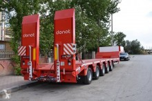 Donat 5 Axle Lowbed heavy equipment transport
