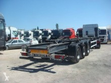 Asca refrigerated semi-trailer