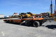 Müller-Mitteltal heavy equipment transport semi-trailer