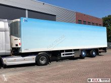 semi remorque Chereau S2332H / SUPER TRAILER / CITY FRIGO THERMO KING 300 / NEW TUV