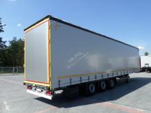 semi remorque Schmitz Cargobull - Firanka MEGA CODE XL MULTILOCK 2013 os podnoszona