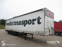 semi reboque Schmitz Cargobull Schiebeplane Mega