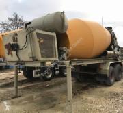 semi reboque betão betoneira / Misturador usado