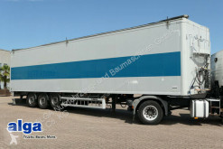 Knapen K100, 92m³, 10mm Boden, Luft-Lift, SAF semi-trailer