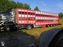 used cattle semi-trailer