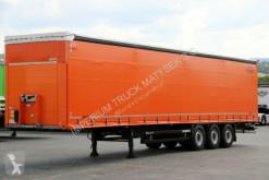 semi remorque Schmitz Cargobull CURTAINSIDER / STANDARD / NEW TIRES / 5 800 KG/