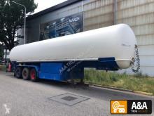 naczepa Gofa LPG GPL propane butane gas gaz 50.000 L