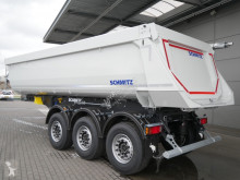 Schmitz Cargobull 24m3 Stahl kipper Liftachse SGF*S3 / Leasing semi-trailer