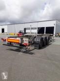naczepa do transportu kontenerów Trouillet