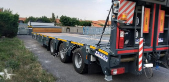 semi remorque porte engins Lider trailer