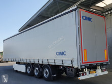 Cimc SG 03 Liftachse Edscha Palettenkasten BPW semi-trailer