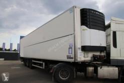 Samro FRAPPA + CARRIER MAXIMA 1300 + LAADKLEP semi-trailer