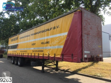 Floor Tautliner semi-trailer